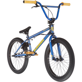GT Bicycles Slammer electric blue